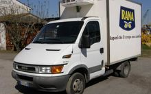 Refrigerator truck IVECO Daily