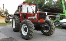 Agricultural tractor FIAT 1580