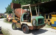 Used Dumper concrete