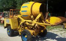 Dumper concrete mixer FLOWERS H