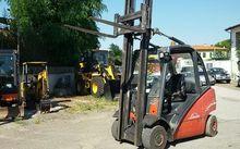 Forklift LINDE H25 D
