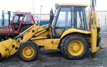 JCB 3CX backhoe loader - 1993