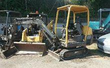 VOLVO EC 15 Mini Excavator