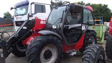 2012 Manitou MLT 634 120 LSU Te