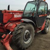 2007 Manitou MT 1030 S Telehand