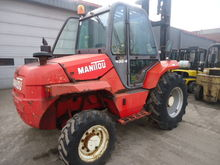 Used 2003 Manitou M3