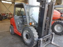 Used 2006 Manitou MH