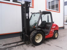 Used 2002 Manitou MS