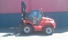 Used 2015 Manitou M3