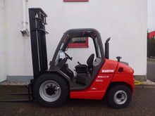Used 2014 Manitou MS
