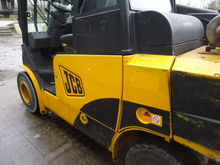 2009 Jcb TLT 30 D HIGH LIFT