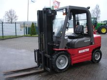 Used 2008 Manitou CD