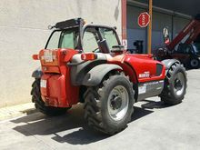 2008 Manitou MLT 741 120 LSU PS