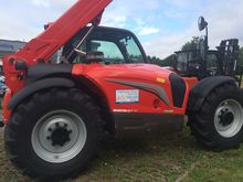 2016 Manitou MLT741 120 PS