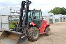 Used 2014 Manitou M3