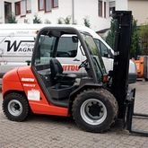 Used 2009 Manitou MS
