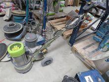 Floor milling machine WOLFF Typ