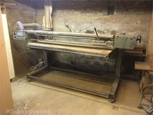 Belt grinding machine FELDER wi