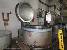 Flake centrifuge KRANTZ
