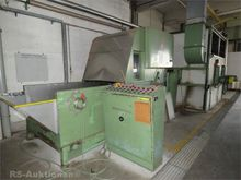 Industrial Flock Drying Machine