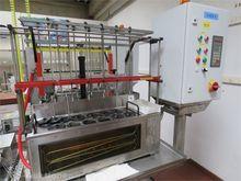 Laboratory textile dyeing machi