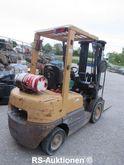 Forklift TCM, Gasoline-Gas, lif