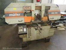 Metal band saw machine MÜLLER t