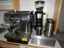 Gastro-coffee machine LA-CIMBAL