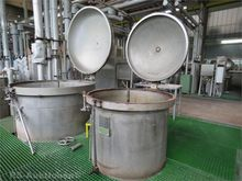 Industrial 2-phase drying plant