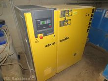 Screw Compressor System KAESER