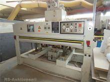 Veneer plate press LANGZAUNER T