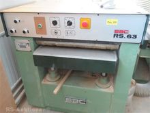 Thickness sander type Rs63
