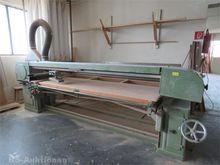 Belt grinding machine JOHANNSEN