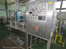Sample / laboratory dyeing mach