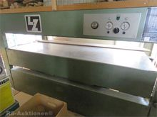 Veneer-plate press LANGZAUNER