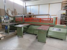 PANHANS type panel sawing machi
