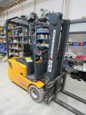 Electric front forklift JUNGHEI