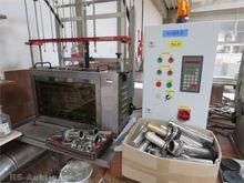Laboratory yarn dyeing machine