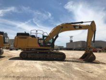 Used Caterpillar 349E L Excavator for sale in Texas, USA   Machinio