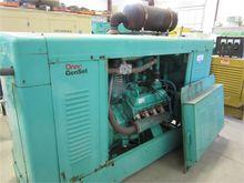 Used ONAN 75 KW in D