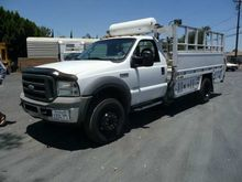 2005 Ford F 450 Super Duty