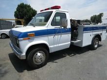 1989 Ford 1989 Ford E350