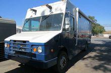 2003 Workhorse step van