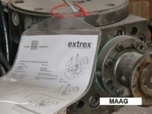 Used MAAG, Erema Ext
