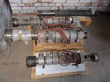 DEMAG Screw and barrels, some u