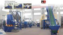 Rolbatch PP, PE 500 kg/h PE, PE
