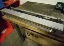 Optron IRD X750SM Radiant pipe