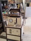 Used hot plate press