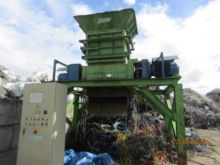 MeWa UC150 HD Used shredder