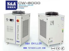 2015 S&A water-cooled chiller f